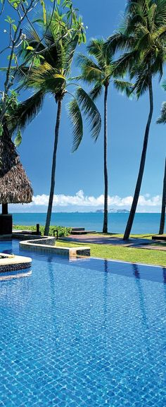 The Westin Denarau Island Resort & Spa in Fiji.  I'm loving this pool!  ASPEN CREEK TRAVEL - karen@aspencreektravel.com