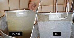 Jak wyczyścić filtr od okapu - będzie jak nowy!