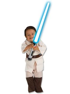 Obi Wan Kenobi Costume | Wholesale Star Wars Costumes for Infants & Toddlers
