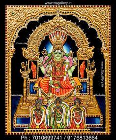 Lord Hanuman Wallpapers, Tanjore Painting, Paintings I Love, Teak Wood, Indian Art, Art Gallery, Brass, Stone, Photos
