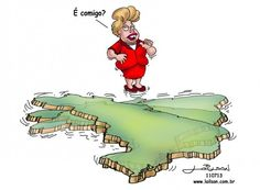 Brasil agitado...