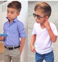 Trendy And Cute Toddler Boy Haircuts Toddler Boys Haircuts - Small baby boy hairstyle