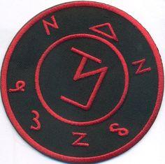 Angel Banisher Sigil Symbol Engelvertreiber Supernatural Witchcraft Aufnäher Patch: Amazon.de: Auto