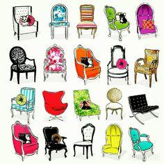 「#PhotoGrid #art #chair」