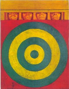 Target with four faces - Jasper Johns - 1958