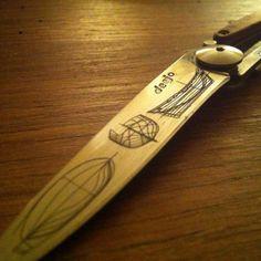 Like it? #Prototype #Deejo #Pocket #knife