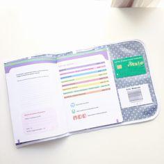 Couverture L'Attentionnée pour carnet de santé bébé  #cotedouceur #enduit #star #etoiles #cadeaudenaissance