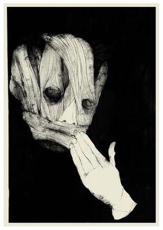 David Lupton illustration