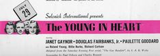 The Young in Heart (1938) starring Janet Gaynor, Douglas Fairbanks, Jr. and Paulette Goddard