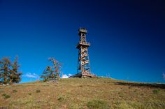 Hat Point Fire Lookout | by ilya_ktsn