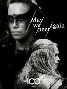 May we meet again || Lexa and Clarke