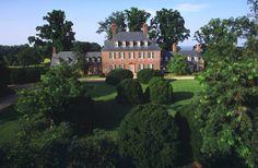 """Ancestral Home- Carter's Grove Plantation, built for the grandson of Robert """"King"""" Carter. Thank you Samuel Mencoff for taking on the stewardship of such an important historical landmark."""