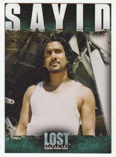 Lost - Season 1 # 65 Sayid Jarrah: Resourceful - Inkworks - 2005