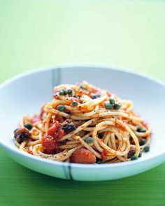 This classic Italian recipe can be made with the anchovies or without.