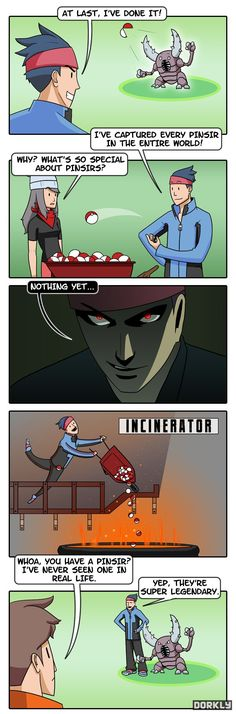 Where Legendary Pokemon Come From - Image 1