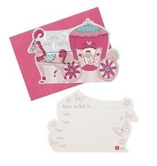 I am a Princess Invites - Girls Birthday Party Supplies & Party Themes Online in India