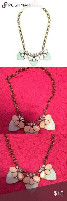 Baublebar Mint Necklace Like New Worn once. baublebar Jewelry Necklaces