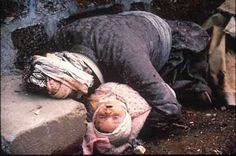 This picture went around the world in 1988 after Saddam's gas attack on Halabja during his Anfal campaign. Little is heard about the gassing of Sardasht that took place before Halabja and took about as many lives.