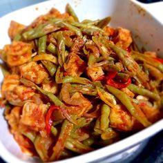 レシピとお料理がひらめくSnapDish - 2件のもぐもぐ - Sambal Goreng by FuzzY LiNa