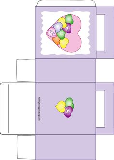 free printable boxes for valentine's day Printable Box, Free Printable Coupons, Free Printables, Birthday Banner Template, Christmas Colors, Gift Bags, Crafts To Make, Valentine Gifts, Crochet
