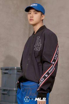Kyungsoo, Chanyeol, Kaisoo, Adidas Jacket, Bomber Jacket, Exo Do, Kim Min Seok, Do Kyung Soo, Kim Junmyeon