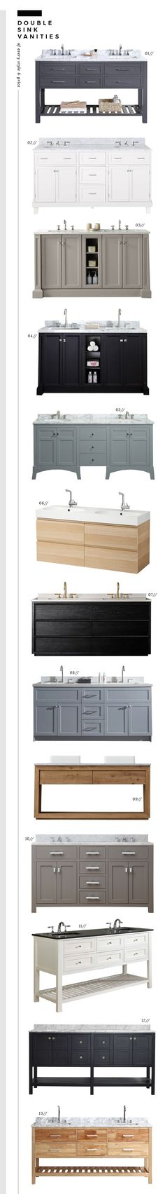 Ready-Made Bathroom Vanities