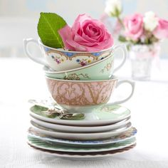 Regency cup and saucer from The Contemporary Home   Mothers Day gift ideas   Mothers Day 2012   Housetohome