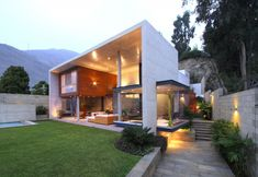 S House by Domenack Arquitectos   HomeDSGN