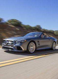 2017 Mercedes-Benz SL Review