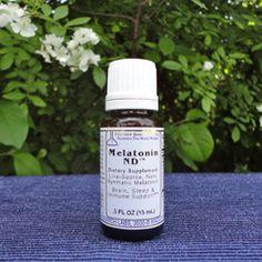 natural sleep aid melatonin