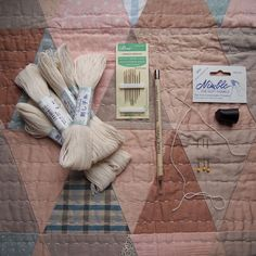 Tools For Hand Quilting – Folk Fibers