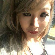 """5 curtidas, 1 comentários - @xxblackvip_gdcl no Instagram: """"[170926] @chaelincl IG Live #CL"""""""