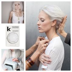 kevin murphy color bug in white a great way to take your blonde to - Color Bug Kevin Murphy