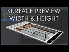 This is the first step in creating the surface preview for the android camera2 api. The desired preview width & height must be matched to the closest dimensions supported by the camera device.