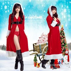 2016 new stage dress Christmas Dress Santa Claus clothing Christmas clothes adult female red♦️ SMS - F A S H I O N 💢👉🏿 http://www.sms.hr/products/2016-new-stage-dress-christmas-dress-santa-claus-clothing-christmas-clothes-adult-female-red/ US $25.99