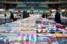 Outlet do Livro - Pavilhão Rosa Mota - até 19/fev - entrada livre