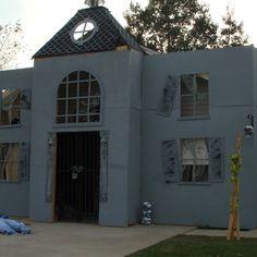 Good homemade haunted house ideas