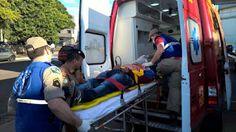BLOG DO MARKINHOS: Homem é atingido por cinco disparos de arma de fog...