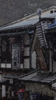 2018/03/21 春分の日の雪