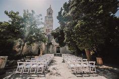 St Marks monastery #hvar #wedding #croatia