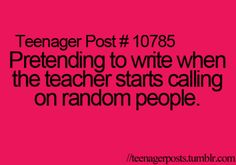 I do this all the time!!!!!!