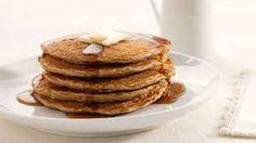 By Anne le Bras-Clermidy : Pancakes à la farine de châtaignes | L'îlot des Combes