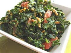 Flash in the Pan: Kale and Hearty Salad | Ricki Heller