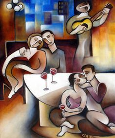 Stephanie Clair | Irresistible | TheArtGallerist.com Fine Art