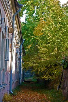 Autumn Day in Suomenlinna. Photo Aili Alaiso Finland
