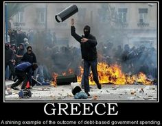 Greece...that's where our country is heading!