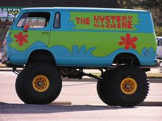 The Mystery Machine | Flickr - Photo Sharing!