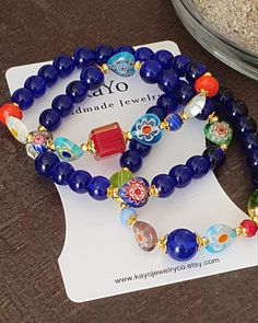 Handmade Accessories, Handmade Jewelry, Handmade Gifts, Crystal Jewelry, Gemstone Jewelry, Etsy Jewelry, Jewelry Art, Etsy Crafts, Sell On Etsy