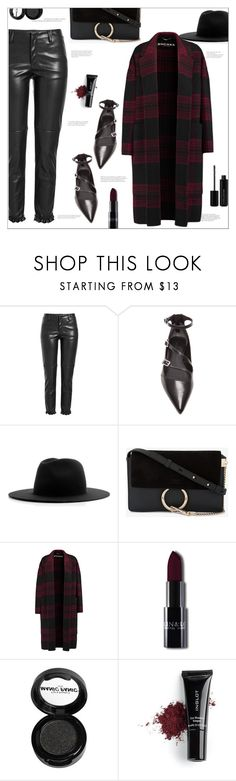 """""""FALL"""" by arwitaa on Polyvore featuring Philosophy di Lorenzo Serafini, Sigerson Morrison, Études, Chloé, Rochas, Manic Panic NYC, Inglot and Marc Jacobs"""