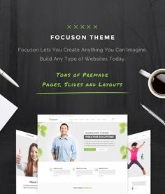 Focuson Business WordPress Theme - Download theme here : http://themeforest.net/item/focuson-business-wordpress-theme/15611214?ref=pxcr